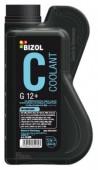 Bizol Coolant G12+ Антифриз концентрат красный