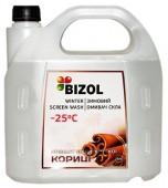 Bizol Winter Screen Wash Жидкость для омывания стекл до -25C