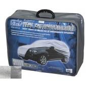 Vitol Тент автомобильный нейлоновый с подкладкой на джип / минивен PEVA+PP, L