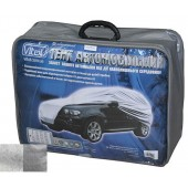 Vitol Тент автомобильный нейлоновый с подкладкой на джип / минивен PEVA+PP, XL