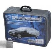 Vitol Тент автомобильный нейлоновый с подкладкой на седан PEVA+PP, L
