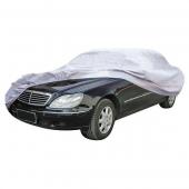 Milex Тент автомобильный нейлоновый с подкладкой на седан PEVA+PP, XL