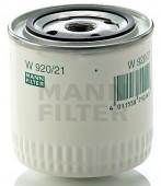 MANN-FILTER MF W920/21 масляный фильтр