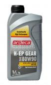 Ardeca H-Ep Gear GL-5 80W-90 Минеральное трансмиссионное масло