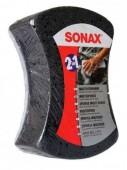 Sonax Губка для мойки авто двухсторонняя