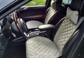 Аvторитет Premium Накидки на передние и задние сиденья, серые