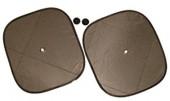 Vitol Шторка для бокового стекла, квадратная, черная, 0.44 x 0.38м