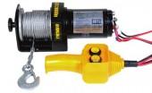 Sigma Лебедка электрическая с пультом SIGMA 2000lbs