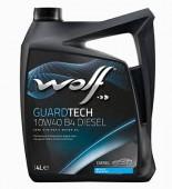 Wolf Guardtech Diesel B4 10W-40 Полусинтетическое моторное масло
