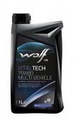 Wolf Vitaltech Multi Vehicle 75W-80 Трансмиссионное масло