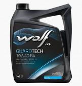Wolf Guardetech В4 10W-40 Полусинтетическое моторное масло