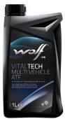 Wolf Vitaltech Multi Vehicle ATF Трансмиссионное масло