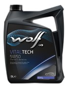 Wolf Vitaltech 5W-50 Синтетическое моторное масло