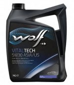 Wolf Vitaltech ASIA/US 5W-30 Синтетическое моторное масло