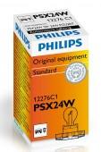 Philips Standart 12V 24W Автолампа, 1шт
