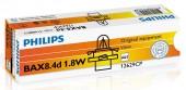 Philips Standart 12V 1.8W Автолампа, 1шт