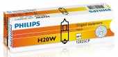 Philips Standart H20Вт 12V 20W Автолампа галоген, 1шт