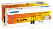 Philips Standart W21/5W 12V 21/5W Автолампа галоген, 1шт