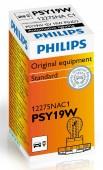 Philips Standart 12V 19W Автолампа, 1шт