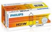 Philips Standart H21Вт 12V 21W Автолампа галоген, 1шт