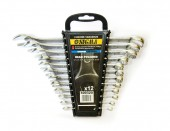 Sigma Набор ключей рожково-накидных 12шт, 6-22мм