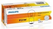 Philips Standart P21W 12V 21W Автолампа галоген, 1шт