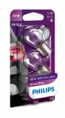 Philips VisionPlus P21W 12V 21W Автолампа галоген, 2шт