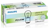 Philips LongLife EcoVision P21/5W 12V 21/5W ��������� �������, 1��