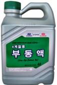 Hyundai Long Life Coolant Антифриз оригинальный зеленый