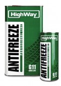 HighWay G11 -40С Антифриз зеленый