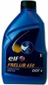 Elf Frelub 650 DOT 4 Тормозная жидкость