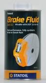 Statoil Brake Clutch Fluid DOT 5.1 Тормозная жидкость