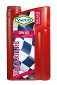 Yacco Galaxy Competition 0W-40 Синтетическое моторное масло