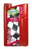 Yacco Galaxy Competition 15W-50 Синтетическое моторное масло