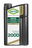 Yacco Premium VX 0W-30 Синтетическое моторное масло