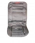 CarEx HC-01 Накидка на сиденье с подогревом, пульт серая 1шт