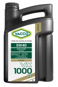 Yacco Premium VX 1000LL 5W-40 Синтетическое моторное масло