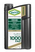 Yacco Premium VX 1000FAP 5W-40 Синтетическое моторное масло