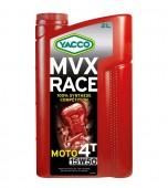 Yacco MVX RACE 15W-50 Синтетическое масло для 4Т двигателей
