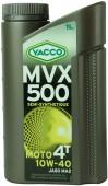 Yacco MVX 500 4T 10W-40 ����������������� ����� ��� ���������� � 4-�������� �����������