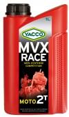 Yacco MVX RACE 2T Синтетическое масло для форсированных 2Т двигателей