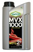 Yacco MVX 1000 2T Синтетическое масло для 2Т мотоциклов