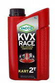 Yacco KVX RACE 2T Синтетическое масло для 2-тактных спортивных картингов