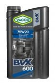 Yacco BVX 600 75W-90 Трансмиссионное масло