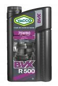 Yacco BVX R 500 75W-80 Трансмиссионное масло
