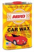 Abro Car Wax Полироль кузова