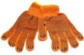 Autoprotect Перчатки х/б оранжевые