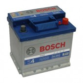 Bosch S4 Silver 52 Ач -/+ 470A Аккумулятор автомобильный