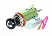 Carlife LC423 Standart Разветвитель автомобильного прикуривателя с подсветкой
