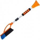 Autoprotect Bi-Plast Tundra Щетка телескопическая со скребком, 75-105см